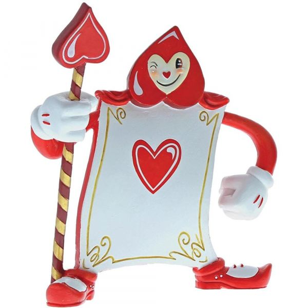 'Miss Mindy' Card Guard Ace of Hearts Figurine