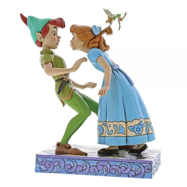 An Unexpected Kiss (Peter & Wendy)