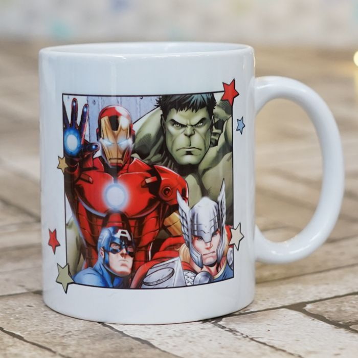 Avengers Group Personalised  Mug