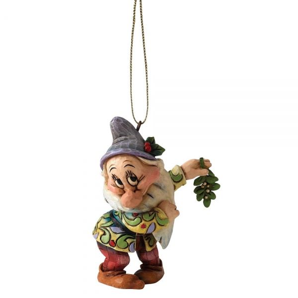 Bashful Hanging Ornament