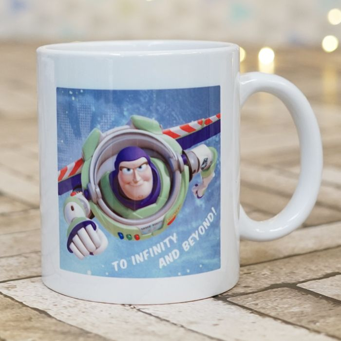 Buzz Lightyear Personalised  Mug
