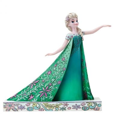 Celebration of Spring (Frozen Elsa Fever Figurine)