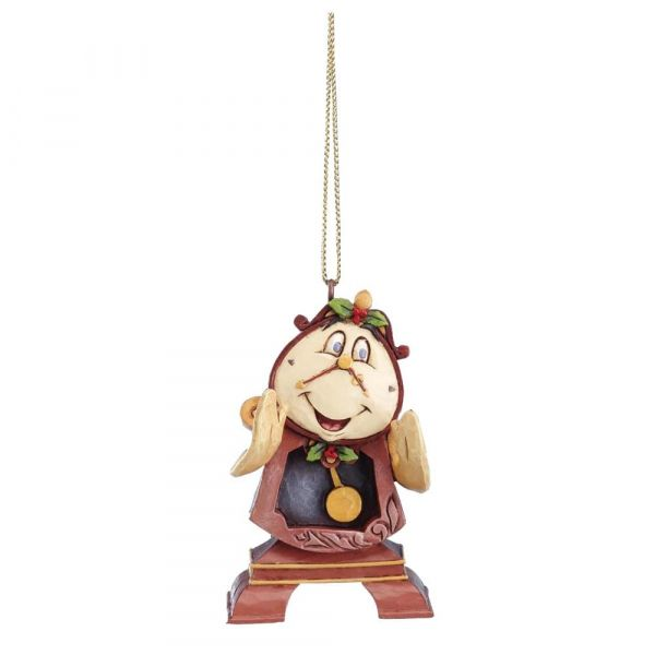 Cogsworth - Hanging Ornament