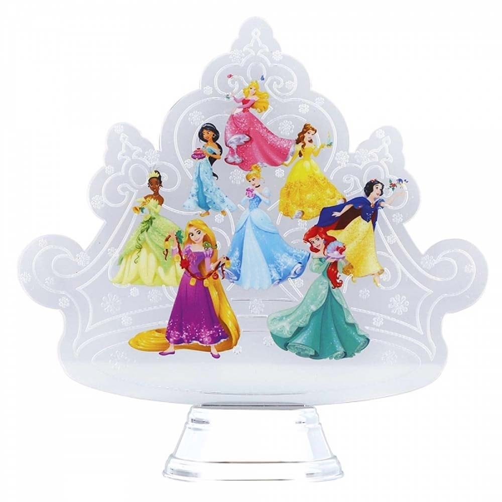 Disney Showcase Princess Crown Holidazzler