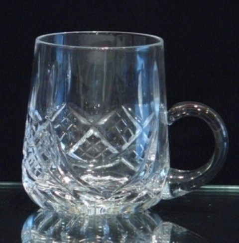 Engraved Christening Tankard