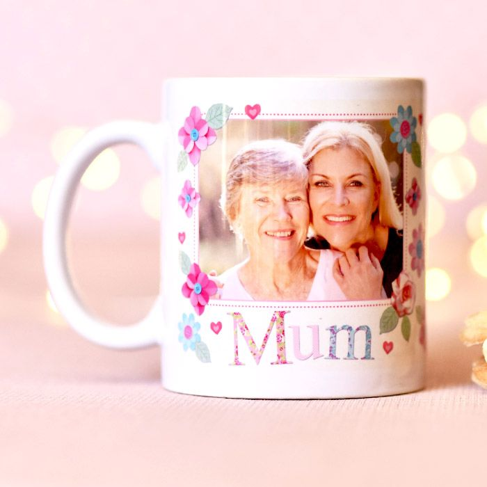 Fabrique Mum With Photo Upload - Mug