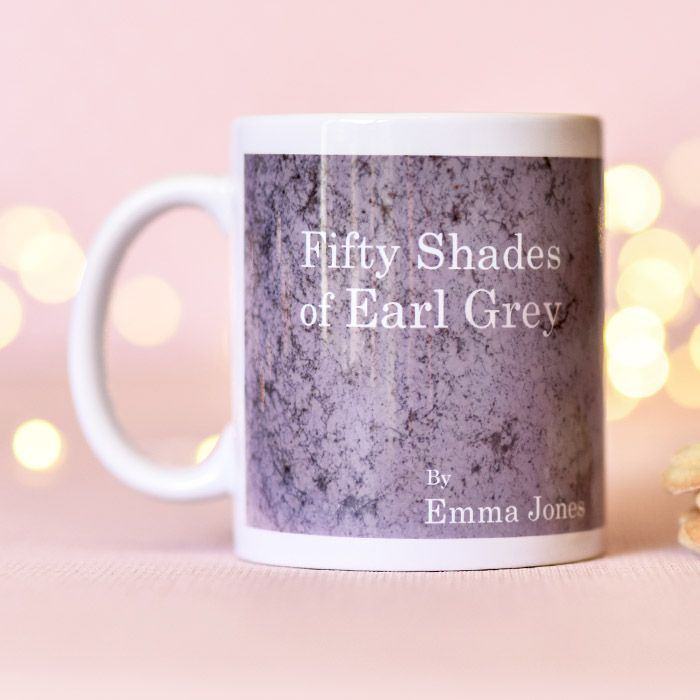 Fifty Shades Of Earl Grey - Mug