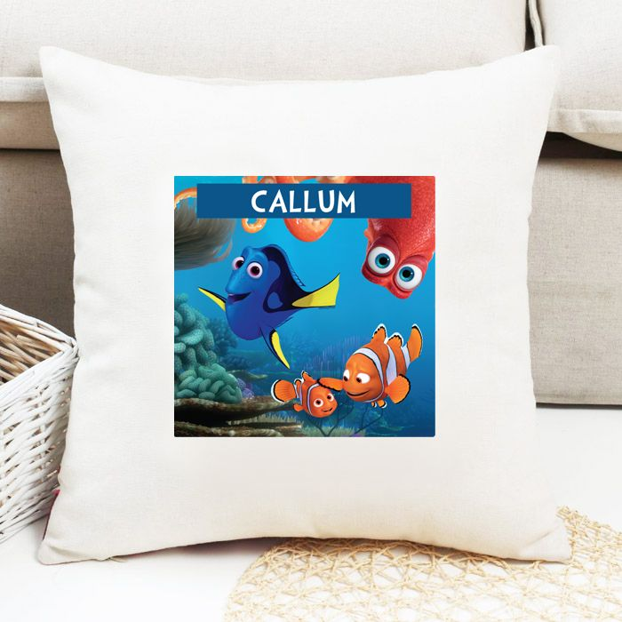 Finding Dory Personalised Cushion