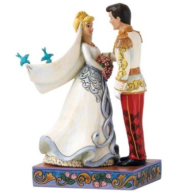 Happily Ever After (Cinderella & Prince Figurine)