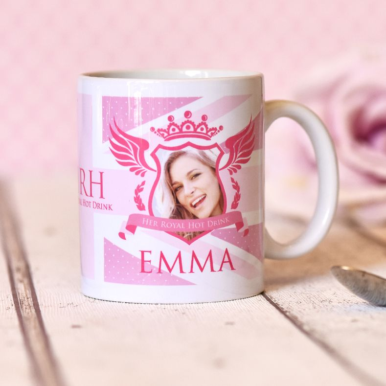 Her Royal Hot Drink - Mug