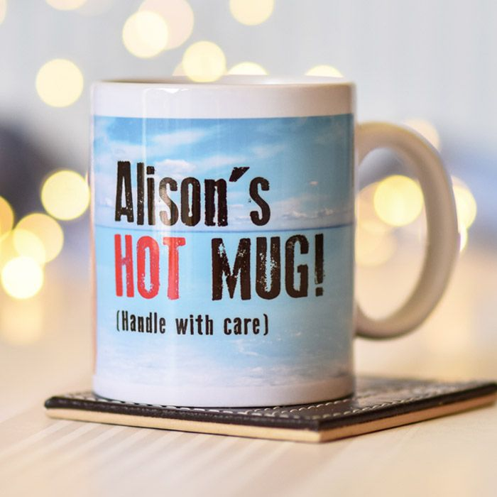 Hot Hunky Man - Mug