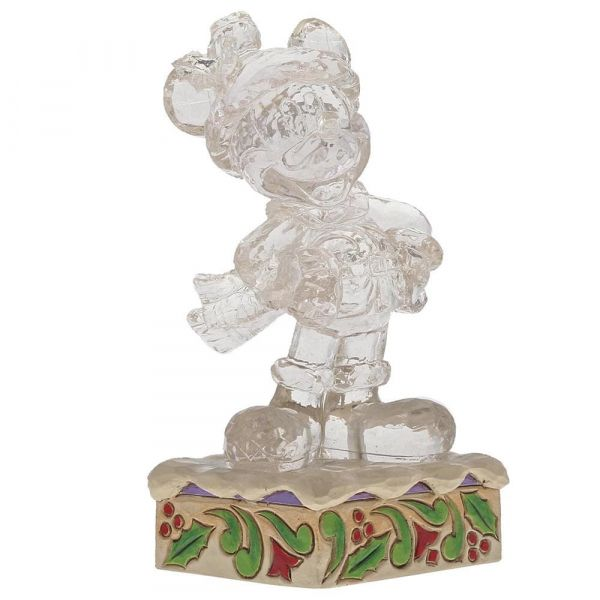 Ice Bright Mickey Mouse Figurine