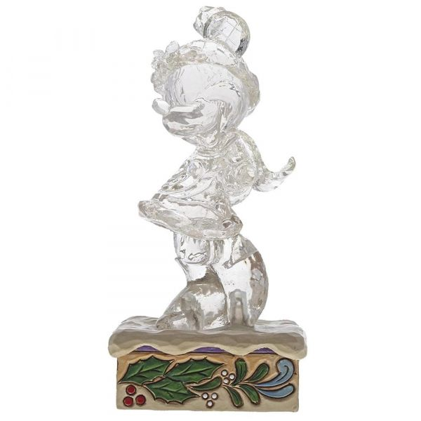 Ice Bright Minnie Mouse Figurine