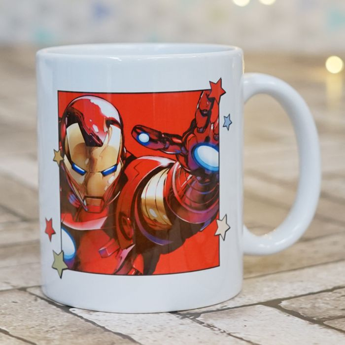 Iron Man Personalised  Mug