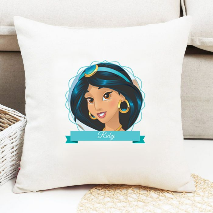 Jasmine Personalised Cushion
