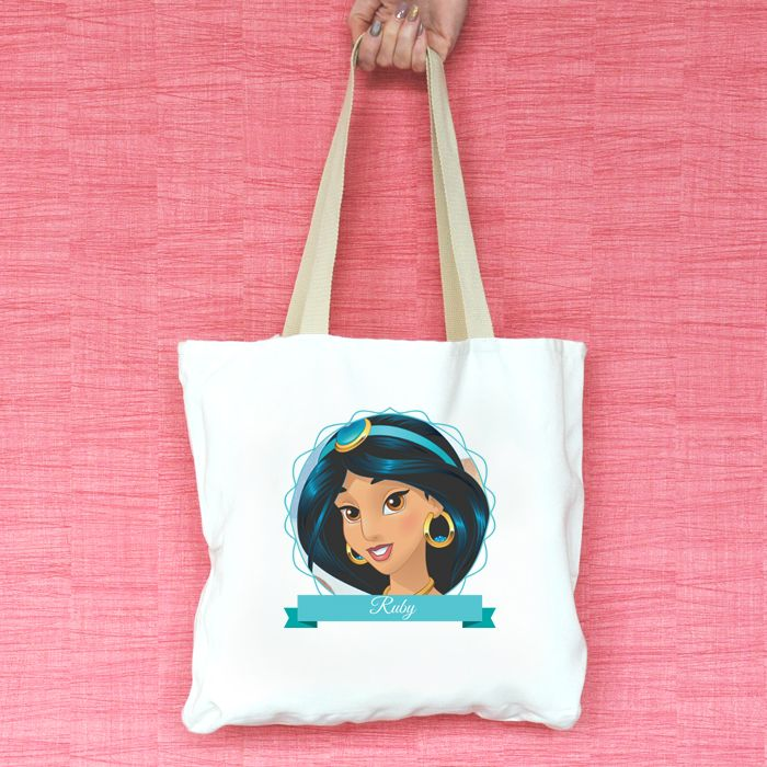 Jasmine Personalised Tote Bag