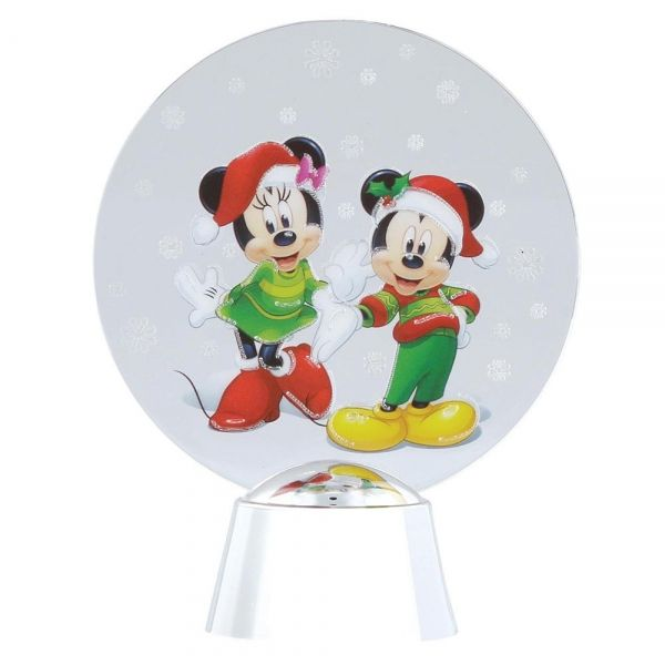 Mickey & Minnie Mouse Hollidazzler