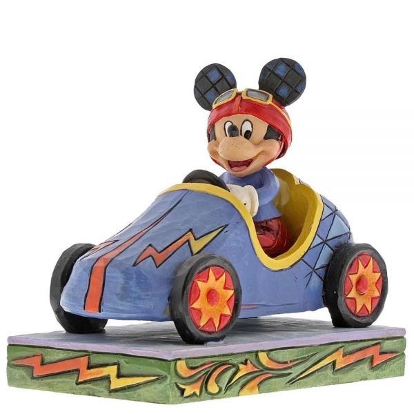 Mickey take s the Lead (Mickey Mouse Figurine)