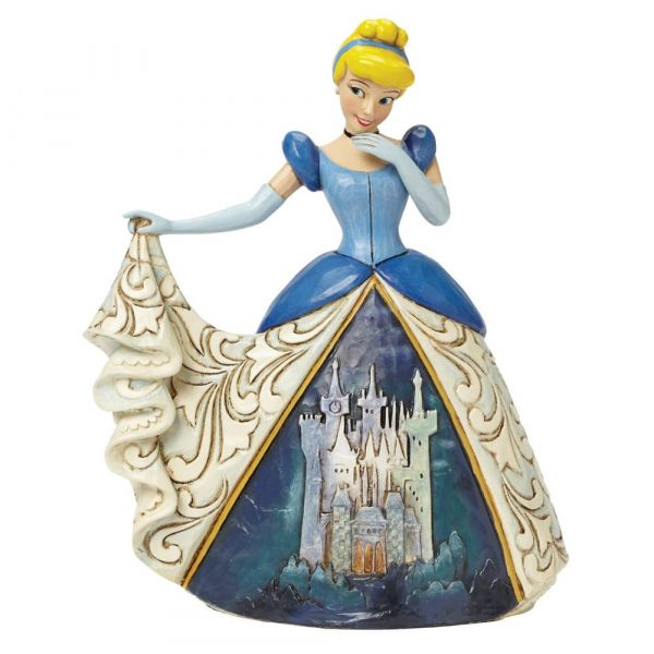 Midnight At The Ball - Cinderella Figurine