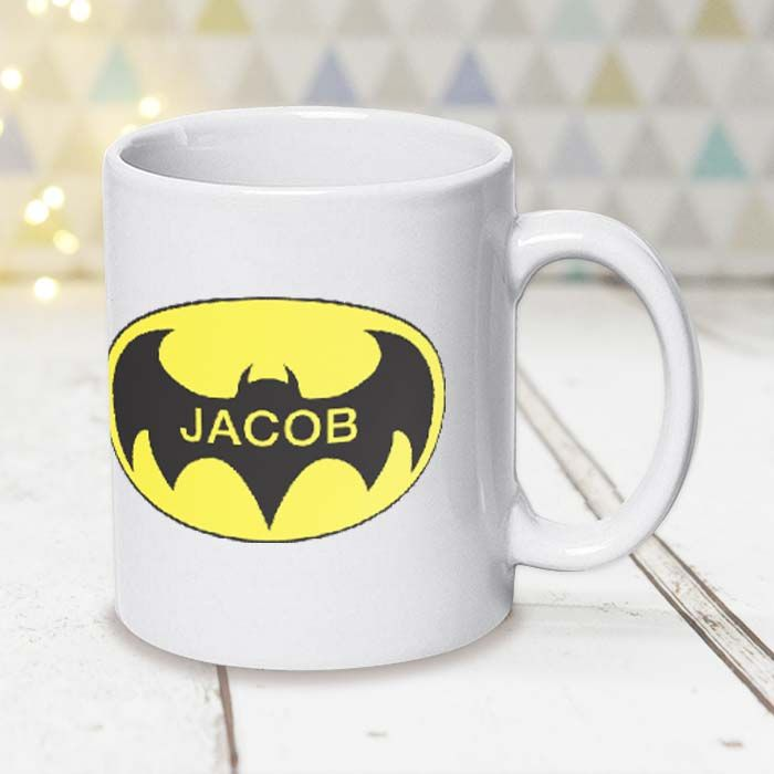 Personalised Batman - Mug