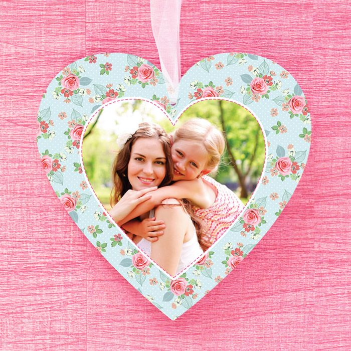 Personalised  Heart - Photo Upload