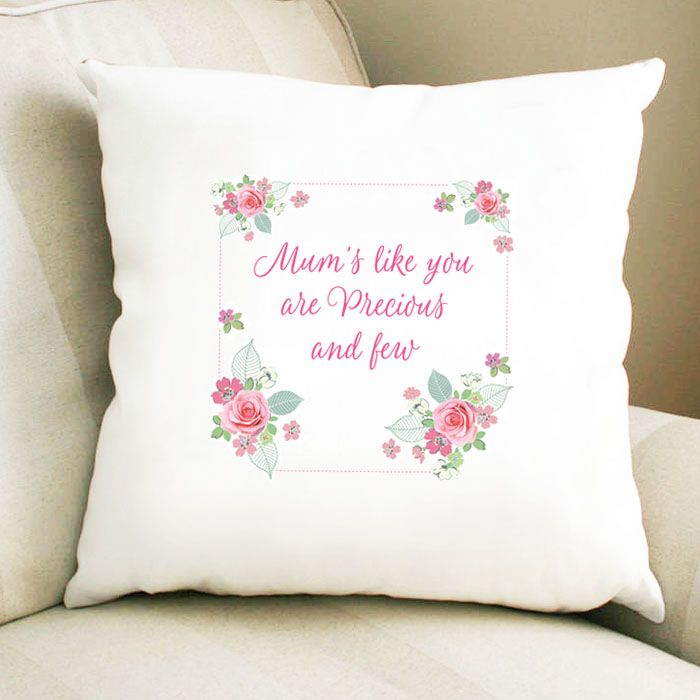 Precious Mum - Personalised Cushion