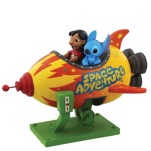 Space Adventure - Lilo & Stitch Figurine