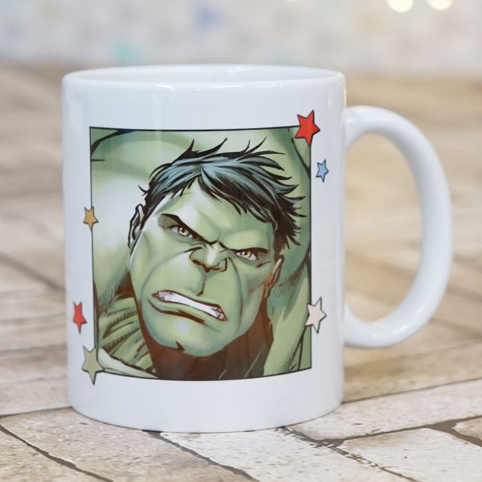 The Hulk Personalised  Mug