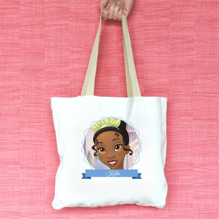 Tiana Personalised Tote Bag