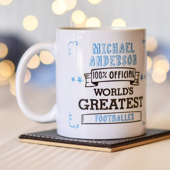 World's Greatest... Blue - Mug